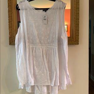 Cotton blouse NWT